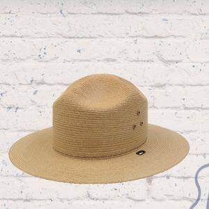 Stratton NPS44 straw National park ranger hat
